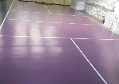 Squash et badminton